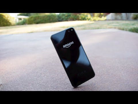 Amazon Fire Phone Drop Test!