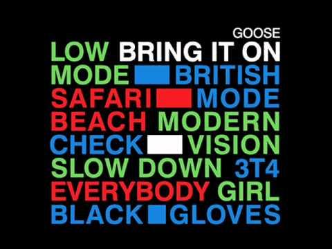 Goose - modern vision