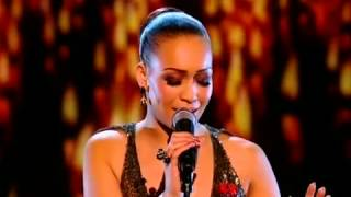 Rebecca Ferguson sings Make You Feel My Love   The X Factor Live show 5 Full Version
