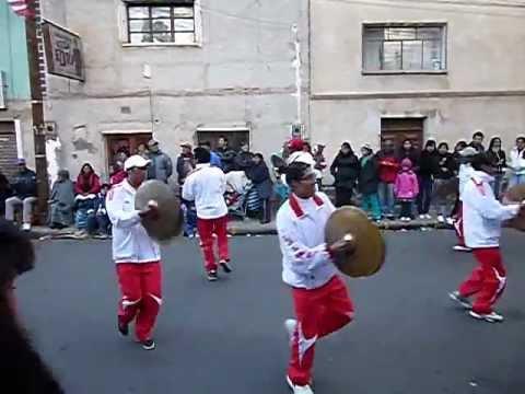 Banda X Pichincha Convite chutillos 2012