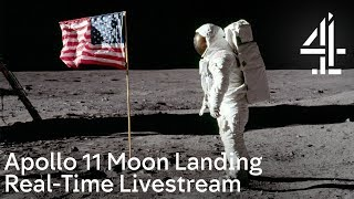 Moon Landing Live   Real-time Livestream of the Apollo 11 Mission