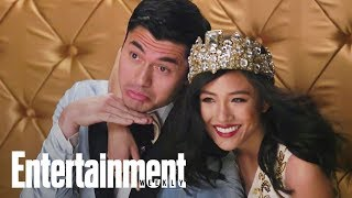 'Crazy Rich Asians' First Look: Inside The Daring, Dashing Film | Cover Shoot | Entertainment Weekly