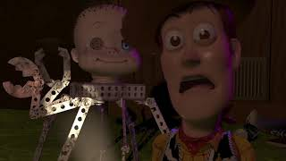Toy Story Horror Movie Trailer (Digital Film Project)