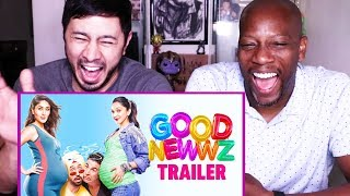 GOOD NEWWZ | Akshay Kumar | Kareena Kapoor Khan | Diljit Dosanjh | Kiara Advani | Trailer Reaction