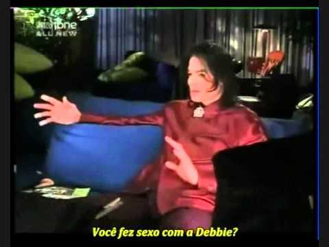 Michael Jackson afirma ter feito sexo com Debbie Rowe (Legendado)