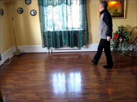Mysterious Girl  (line Dance) video