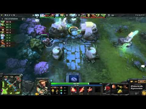 Evil Geniuses vs Union Gaming Game 1 - jDL America Premier Division - heliumbrella & Gorgon