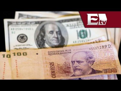 Argentina realiza primer pago para cancelar deuda / Paul Lara