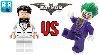 The LEGO Batman Movie Game - Bruce Wayne vs Joker Part 9