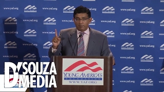 Dinesh Proves Democrats are the Party of Slavery