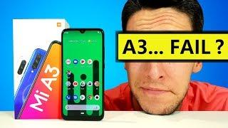 LO TENGO!!!!!!! Xiaomi Mi A3, UNBOXING y PRUEBAS