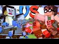 Minecraft | RED VS BLUE ARMY SOLDIERS! (Custom Command)