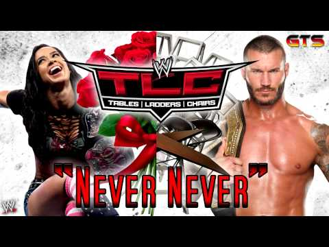 2013: Wwe Tlc - Theme Song - never Never [download] [hd] video