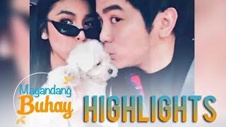 Magandang Buhay: JoshLia and their baby Mason