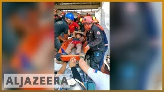 🇵🇭 Rescuers search for survivors after deadly Philippine quake | Al Jazeera English