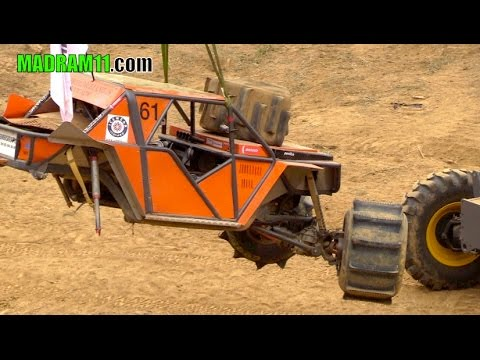 THE MOST INSANE FORMULA OFFROAD CRASH EVER!!