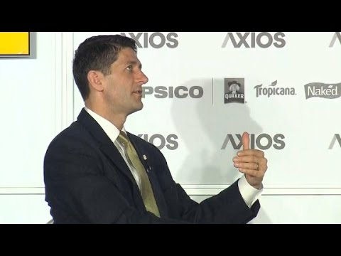 Paul Ryan: James Comey isn't a 'nut job'