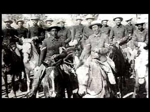 History of Buffalo Soldiers