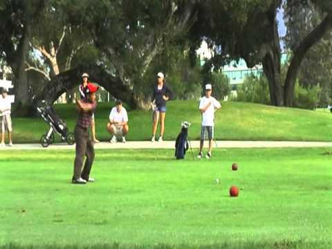 LAC Jr Golf Tournament Highlights (Joshua Ebalo)