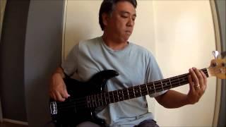 """Last Worthless Evening"" Karaoke Bass Cover (Don Henley)"