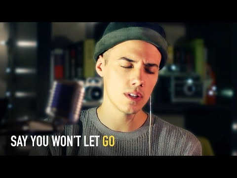 JAMES ARTHUR - Say You Won't Let Go (Cover by Leroy Sanchez)