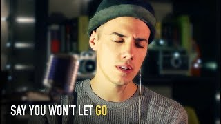 download lagu James Arthur - Say You Won't Let Go Cover gratis