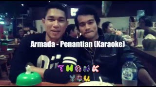 download lagu Karaoke Armada - Penantian New gratis