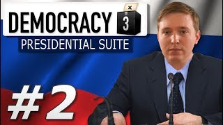 Democracy 3: Presidential Suite | Russia - Year 2