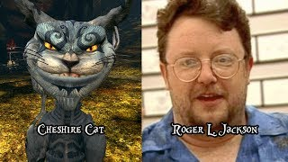 Characters and Voice Actors - Alice: Madness Returns