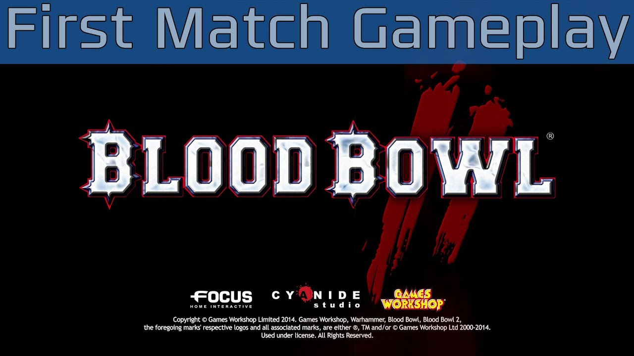 Blood bowl 2 nude nudes picture