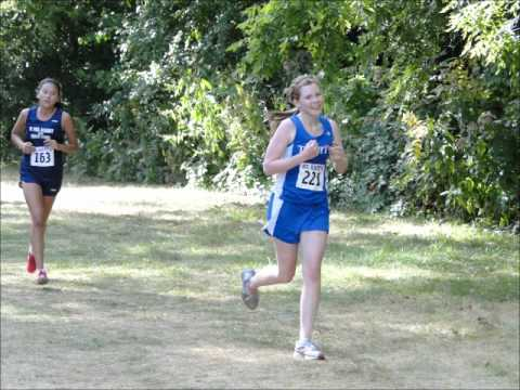 Trinity School at River Ridge Cross Country 2011