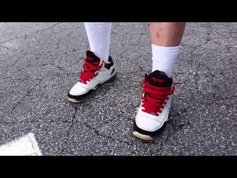 WHAT ARE THOOOOOOOSE?!? Klansman At Atlanta Confederate Flag Rally Roasted For Wearing FUBU Shoes [Video]