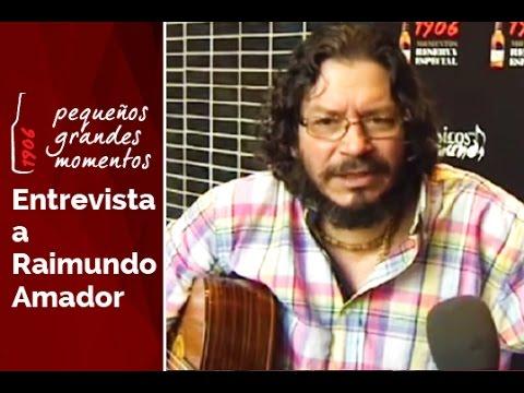 Entrevista a Raimundo Amador