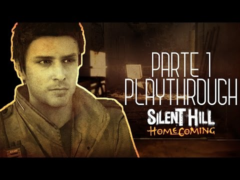 Silent Hill: Homecoming Playthrough - Menstruando Alex Colorado - 01
