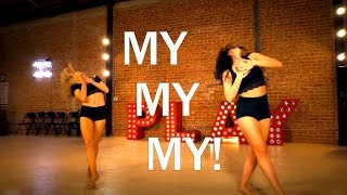 Download Lagu Troye Sivan - My My My! - Choreography by Mandy Jiroux | #TMillyTV Gratis STAFABAND