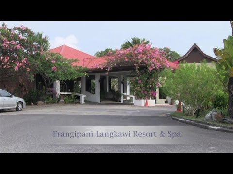 Frangipani Langkawi Resort and Spa, Malaysia -- An Eco Hotel on the beach