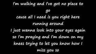 Uriah Shelton- I Miss You (LYRICS)
