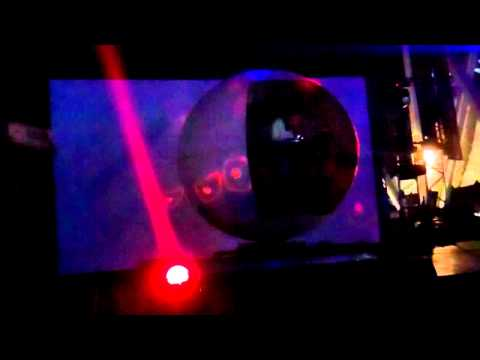 DJ Shadow in the Shadowsphere - Ultra Music Festival 2012 - Six Days - For Amanda