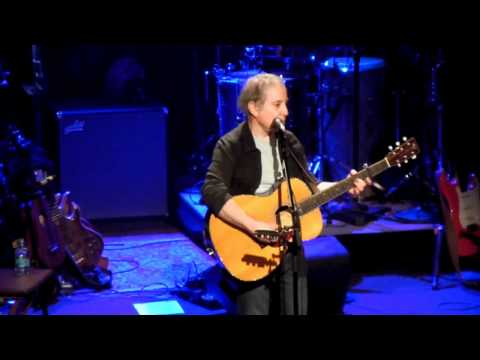 Paul Simon: Sounds Of Silence - live Nashville 5-19-11 (TheDailyVinyl video #03 of 10)