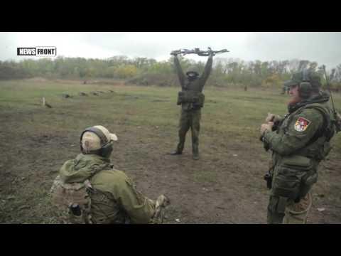 Его батальон . Обучение бойцов