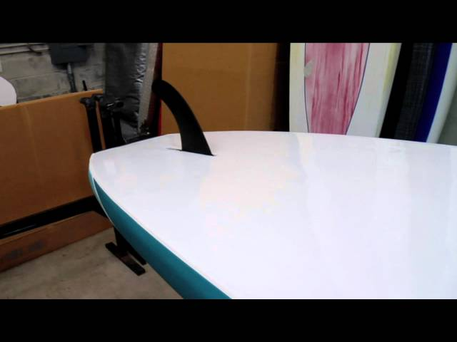 Surftech Blacktip Construction