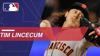 Looking back on Tim Lincecum's career