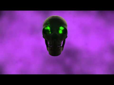 Creepy Skull Animation thumbnail