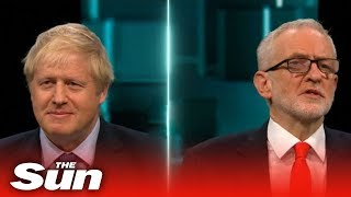 Johnson v Corbyn: The ITV Debate
