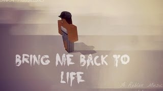 Bring Me To Life-Roblox Music Video