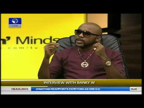 Rubbin' Minds: Banky W Opens Up On Relationship, Issues With Wizkid Prt1 video