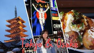 [vlog-19] Winter Japan 2013 ♡ (東京·大阪)