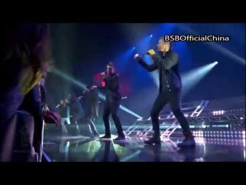 Backstreet Boys Everybody & Larger Than Life  at Honda Stage