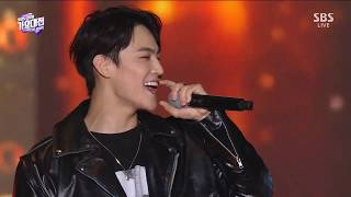 Baixar 181225 SBS Gayo Daejun {Special Stage} Performing Queen - Don't Stop Me Now