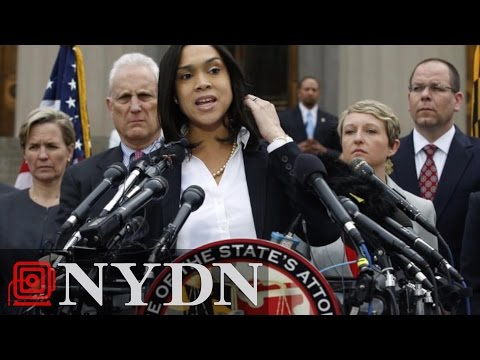 Baltimore Police Officers to Face Criminal Charges for Death of Freddie Gray